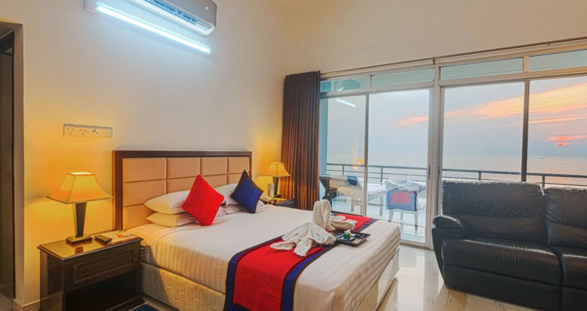 Presidential Suite_Hotel Sea Crown_Cox' Bazar