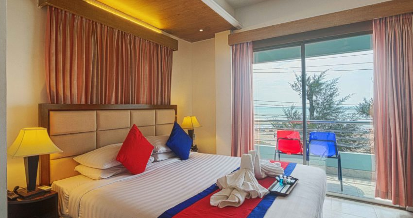 Sea Front Deluxe Supreme_Hotel Sea Crown_Cox's Bazar
