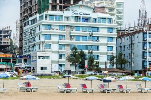 View hotel-sea-Crown Coxs-Bazar-12
